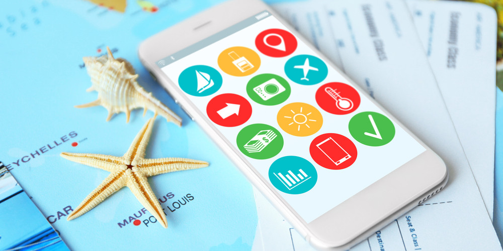 Travel apps for smartphone