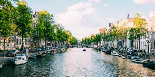 12 Instagrammable places in Amsterdam