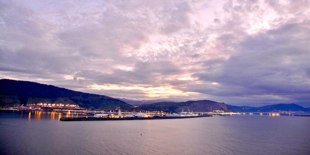 Sunset, Bilbao