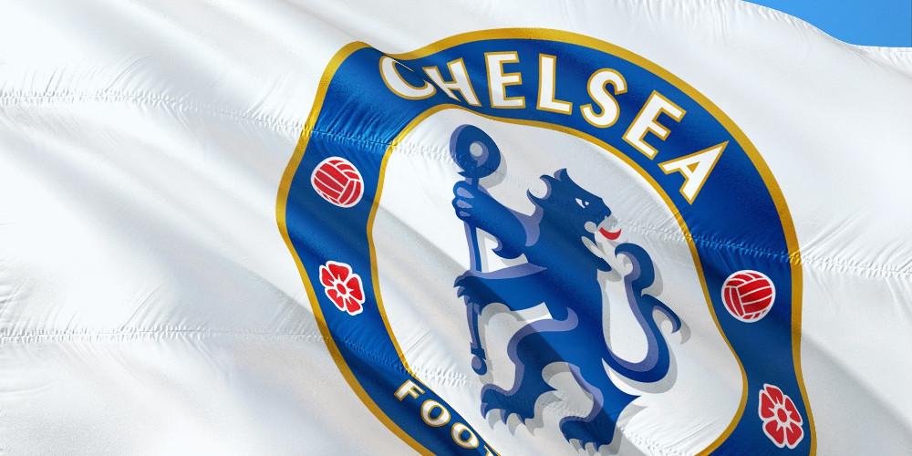 Flaf og Chelsea FC