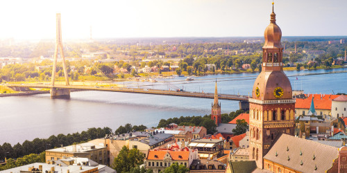 The best time of year to visit Latvia