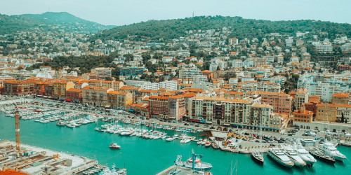 Nice, a dream come true of the French Riviera
