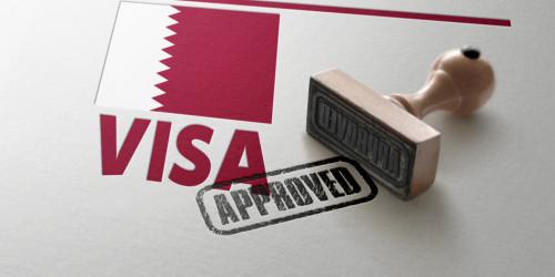 What are Qatar visa types?