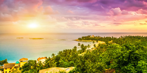 The best holiday destinations in Sri Lanka