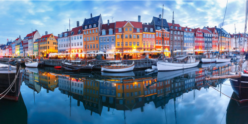 The best holiday destinations in Denmark