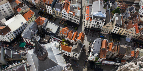 The northern magic of Antwerp