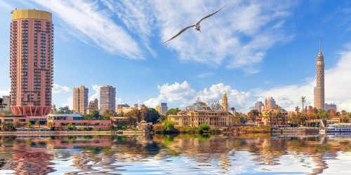 10 main tourist attractions in Egypt
