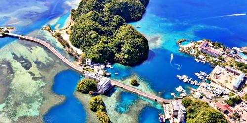 How to get tourist visa for Palau?