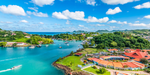 Saint Lucia Non-immigrant Visas