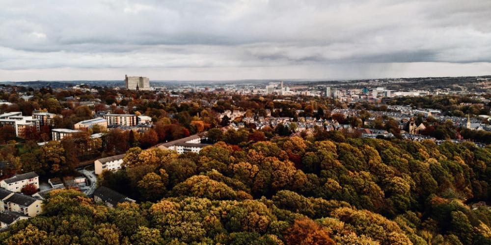Sheffield city, England