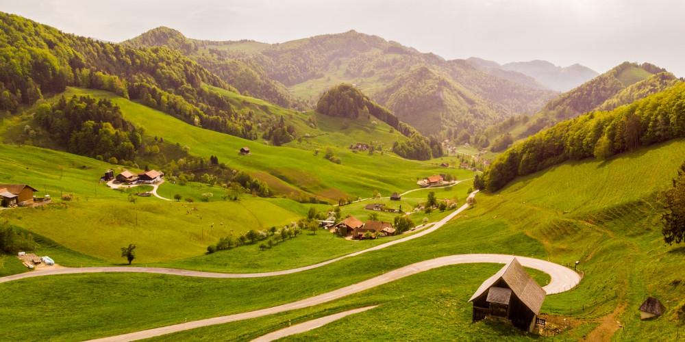 Passwang Pass, Mumliswil-Ramiswil, Switzerland