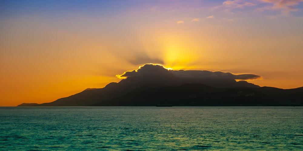 Sunset, Gibraltar
