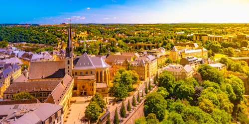 How to get Luxembourg tourist visa?