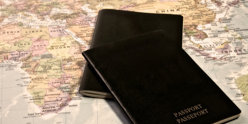 What are the ways to get Gabon visa?