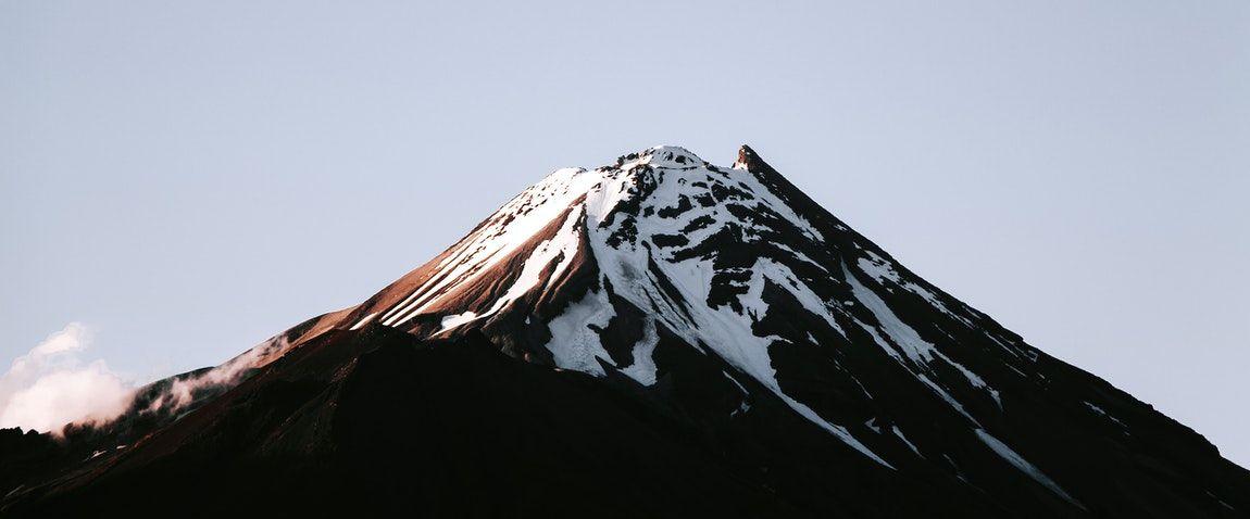 ascenson volcano