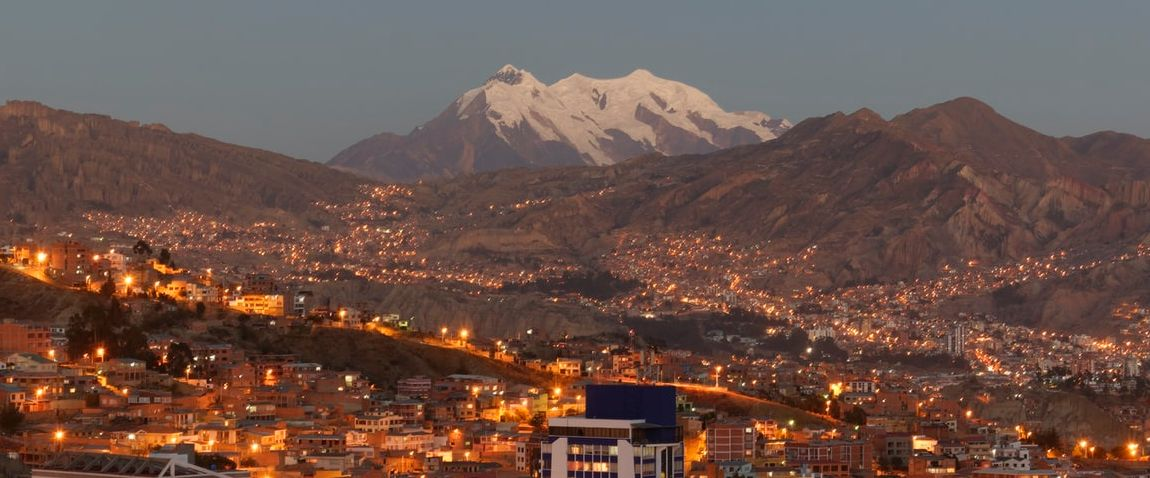 City in Bolivia