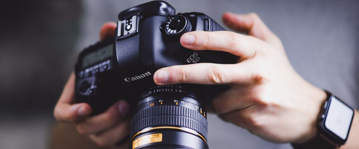 Camera of photograph