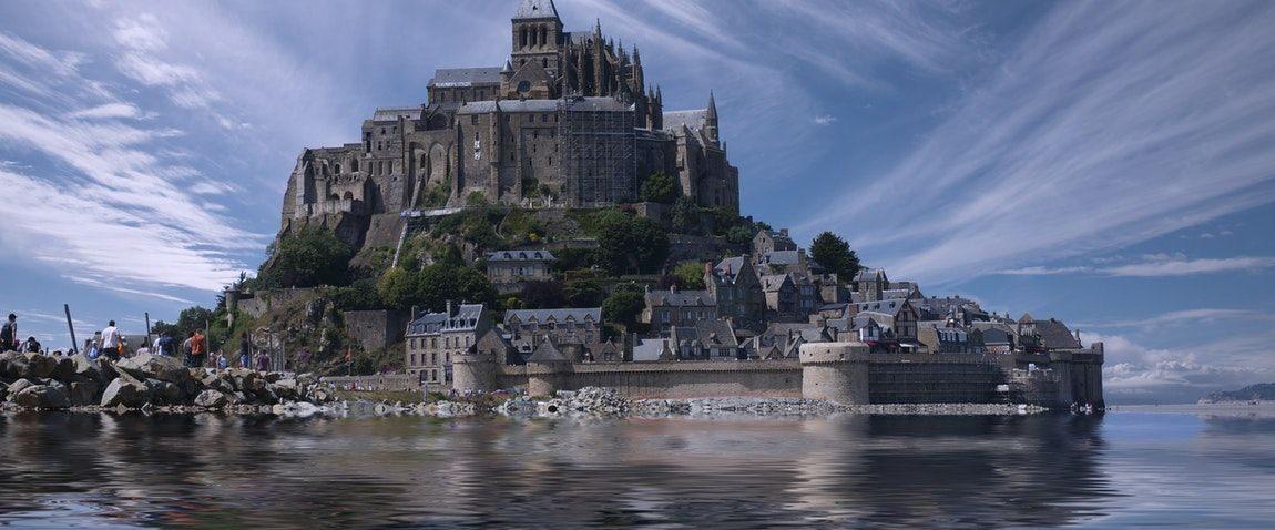 castle in saint helena