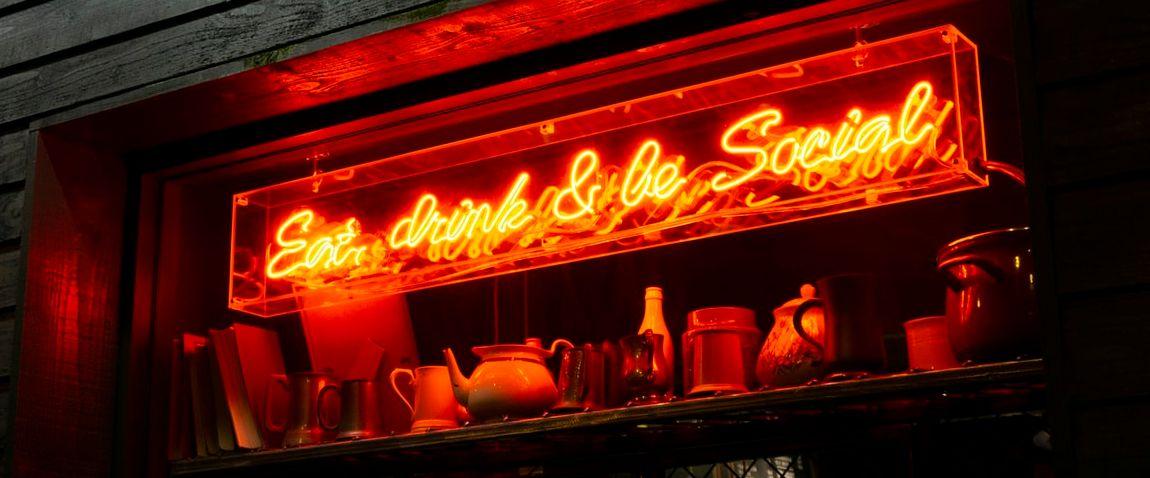 Pub in Oxford city