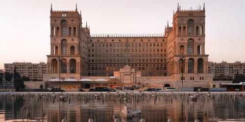 Baku vs. world cities