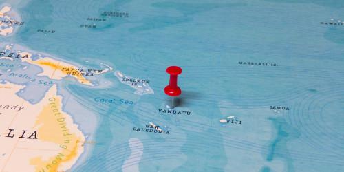 How to get tourist visa for Vanuatu?