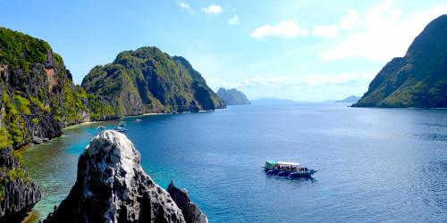 Travel destinations in the Philippines. Palawan, Boracay or Cebu?