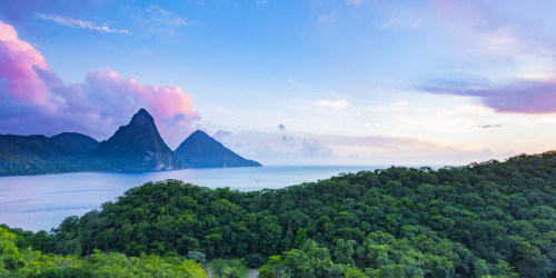 How to get tourist visa for Saint Lucia?
