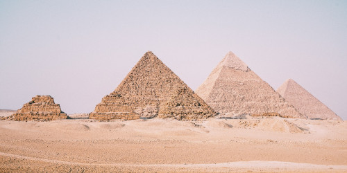 Standing tall: Most notable pyramids of the world