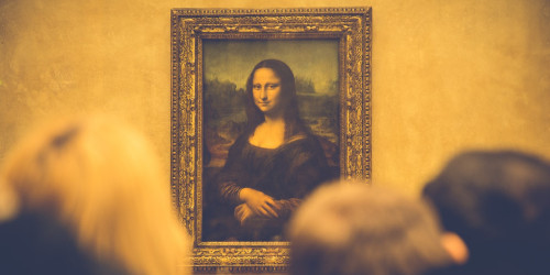 What do the first embassy and Mona Lisa have in common?