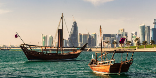 12 Instagrammable places in Doha