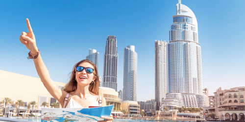 How to apply for visitor visa for Dubai?