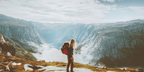 How to travel solo as a woman?