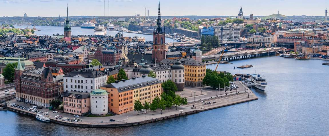 city of sweden