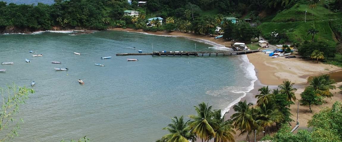 beach in trinidad and tobago