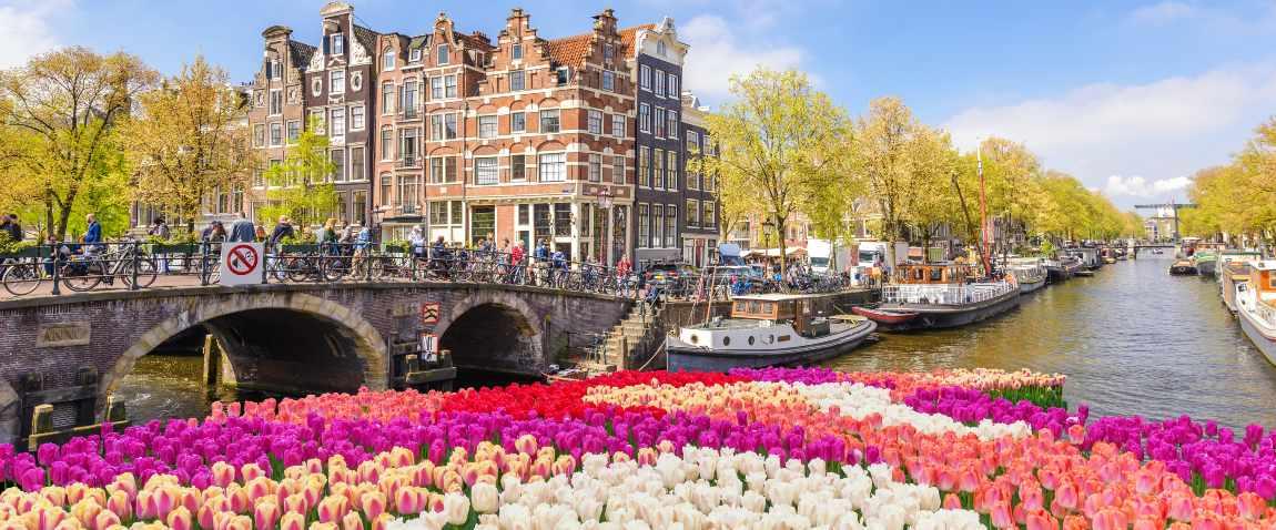 amsterdam spring