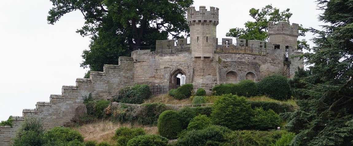 anglian tower