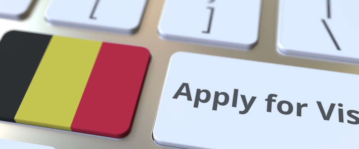 apply for visa text