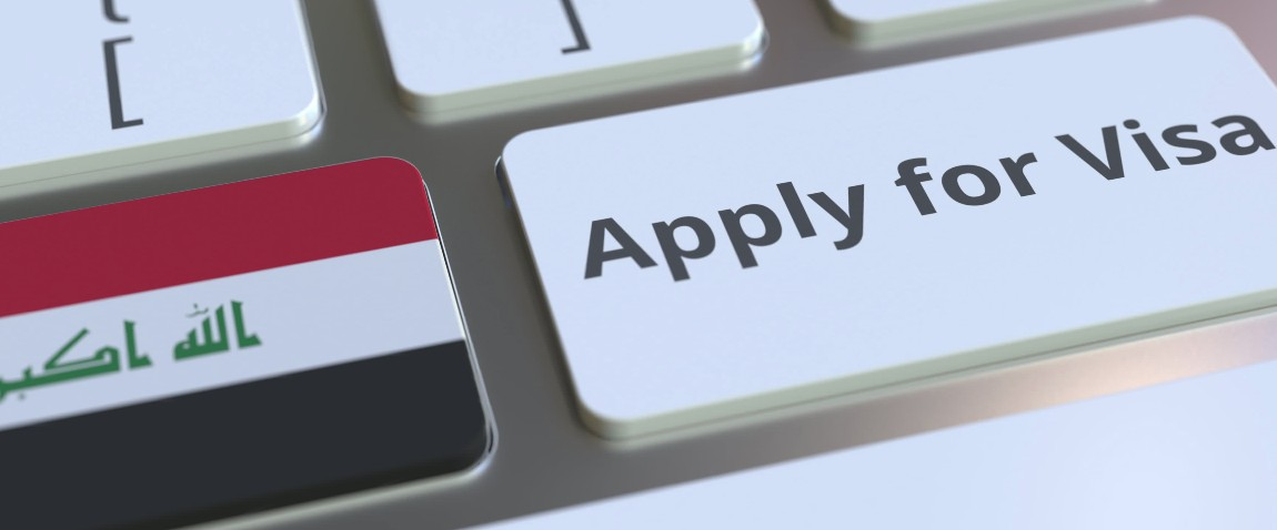 apply for iraq visa