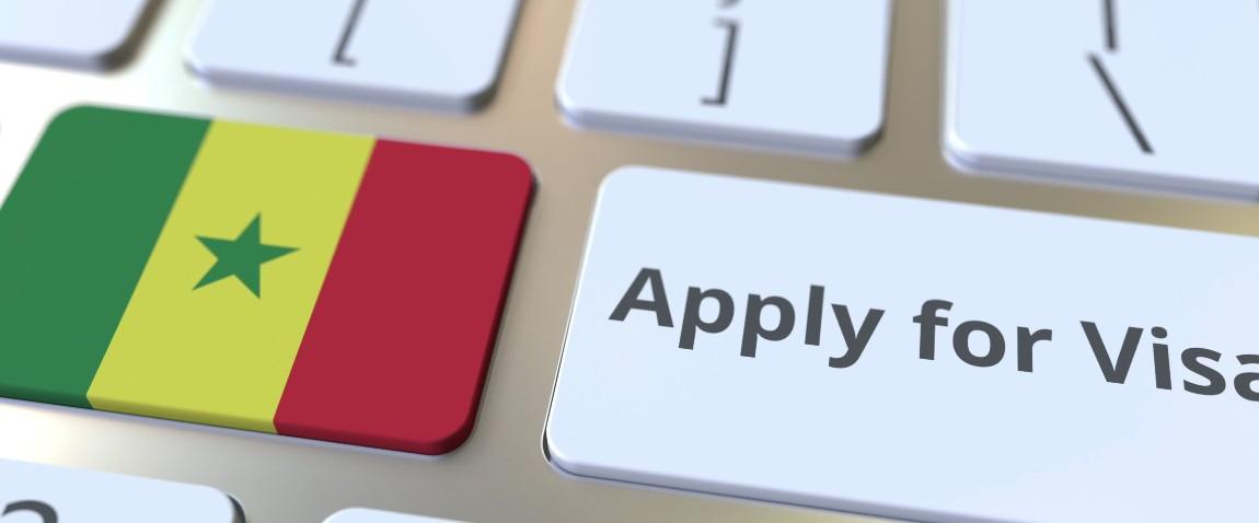 apply for senegal visa