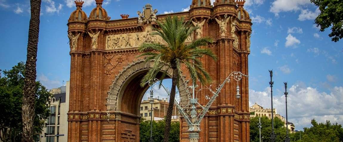 barcelona art architecture