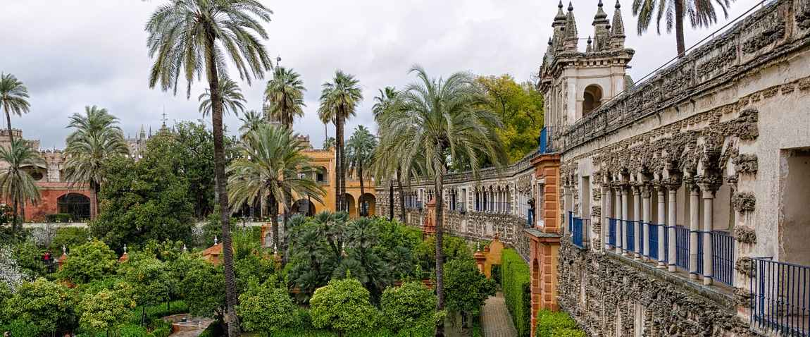architecture of seville
