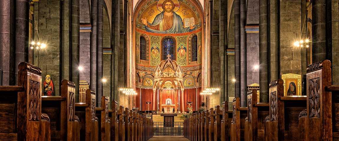arxitektura v cerkvi