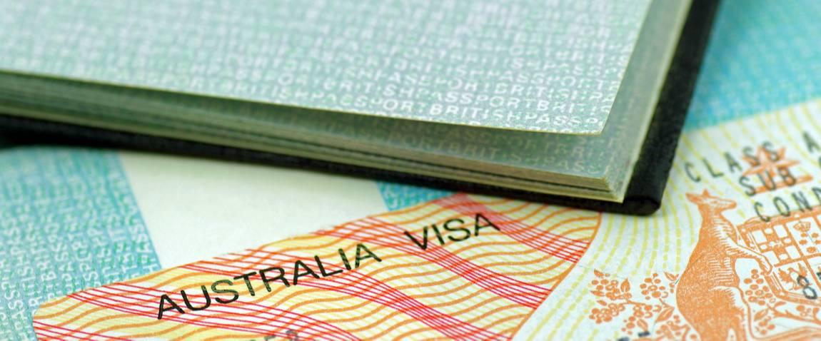 visitor visa for australia