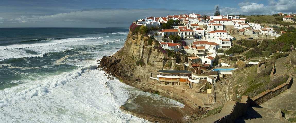 azenhas do mar portugal