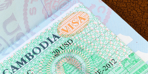 How to get Cambodia business visa?