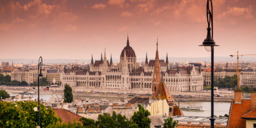 12 Instagrammable places in Budapest