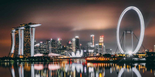 12 Instagrammable places in Singapore