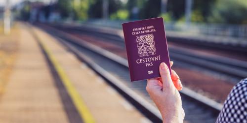 Czech family reunion visa