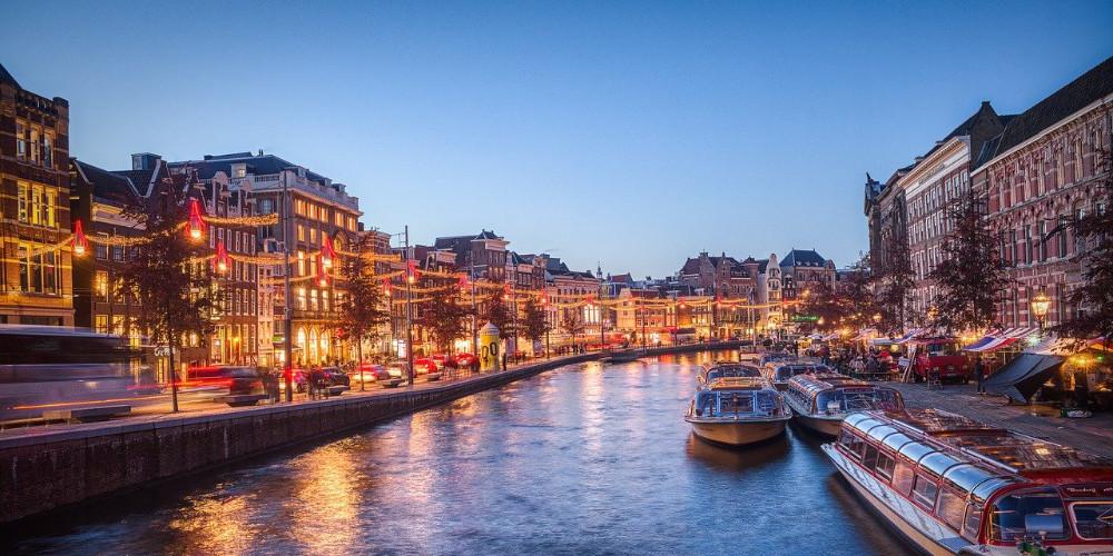 Canal, Rotterdam