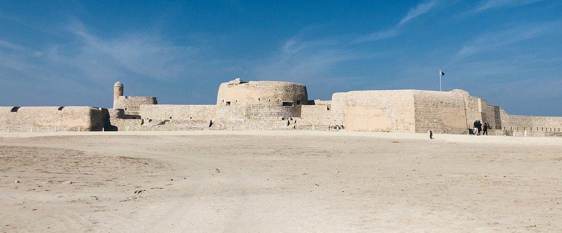 historical fort